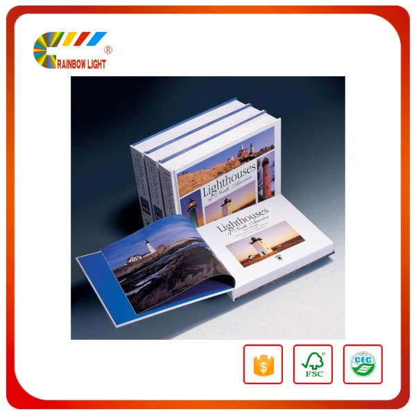 New Products High Quality Hardcover Photo Book Printing In China