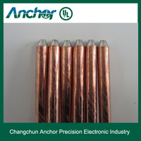 UL listed copper weld rod of 58