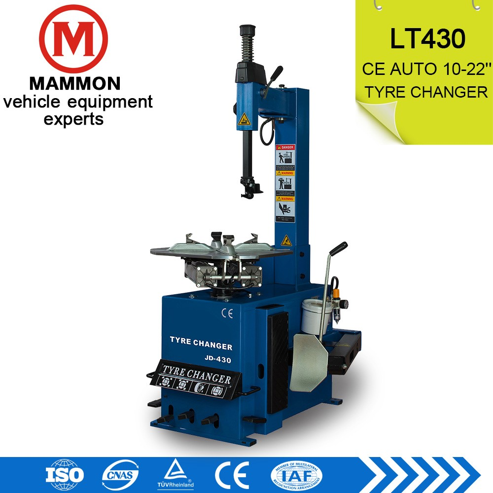 High stable Quality CE certificate auto maintainace machine tire changer