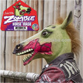 2015 Hot sale realistic Zombie horse mask for party/Scary horse mask/Horse mask