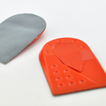adhesive gel heel pads shock absorption heel cushion pu heel pad