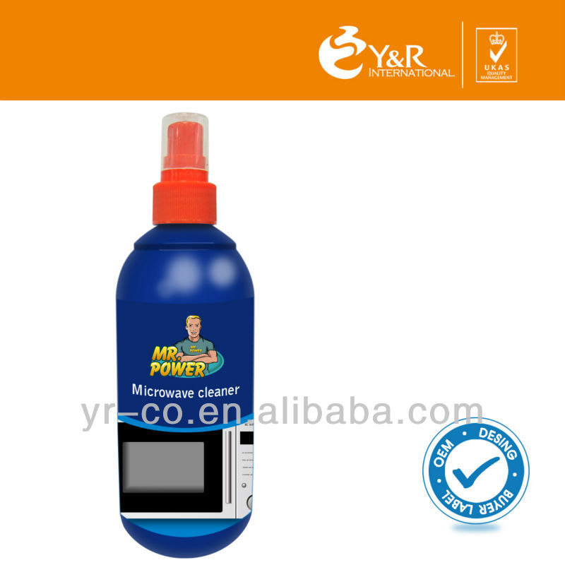 2015 High Quality Microwave cleaner 250ml
