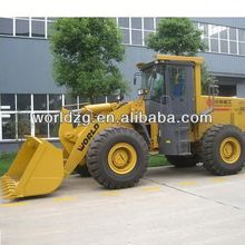 construction equipment: wheel loader W156 with A/C,joystick and rock bucket