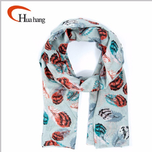 Wholesale High Quality New Styles Fashion Asian Ladies Neck Scarf Supplier