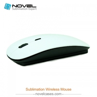 Hot selling colorful cute wireless usb mouse
