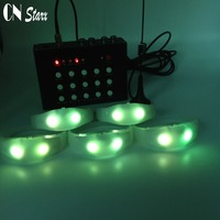 LED Flashing Wristband Bracelet Arm Band Belt Light Up Dance Party Glow Gift