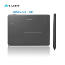 HUION H430P USB Art Design Drawing Tablet for Drawing OSU USB Digital Pen For PC Computer