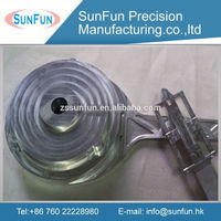 Customized Precision cnc turning pepper mill parts