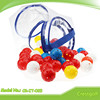 42MM Plastic Golf Ball Hollow Plastic Golf Ball