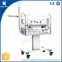 BT-CR01S CE ISO hospital new born care equipment Best price baby infant phototherapy incubator