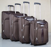 Stock travel luggage bags
