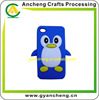 Funny Silicone Mobile Phone Cover/Custom Bulk Cheap Mobile Phone Cases/3D Cute Animal Silicone Phone Cases