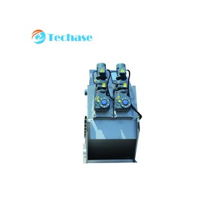 TECHASE:Screw Press for Sludge dewatering and Waste water /Effluent Treatment plant in WTP