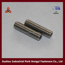 DIN916 Hexagon Socket Size M5 Screws Screw In Furniture Casters