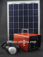 Photovoltaic system 20w solar power system for home-use
