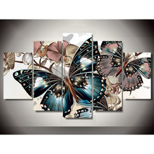 5d diy Diamond embroidery colorful Multi-picture butterfly abstract diamond painting
