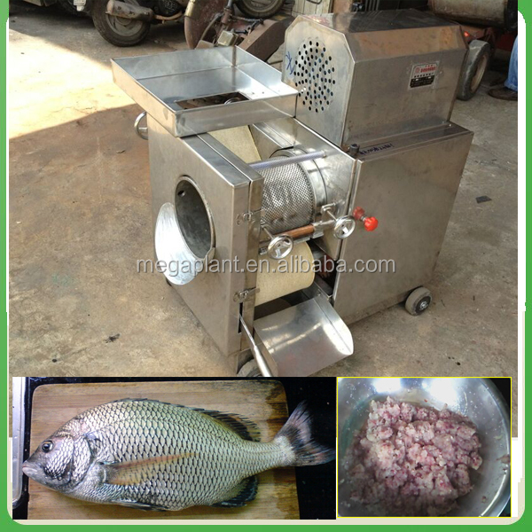 fish debone machine,processing fish machine,fish meat bone separator
