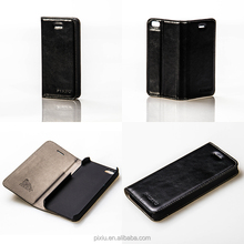 Top quality Genuine Leather Mobile Phone Wallet Case Cove phone case