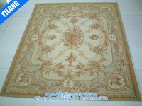 Hand made chinese aubusson wool rugs (yt-6713)
