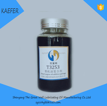 Lube oil additives manufacturers supply T3253 additive package for API CC/CD/CF-4 engine oil