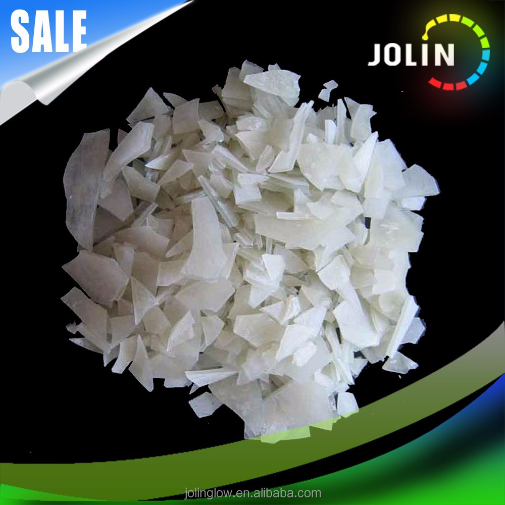 White Flake Soap making factory use potassium hydroxide lye