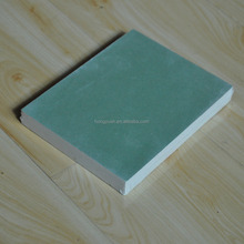 Green waterproof drywall gypsum board with cheap price