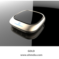 MINI Special car air purifier/ozone cleaner purifying sterilize the air