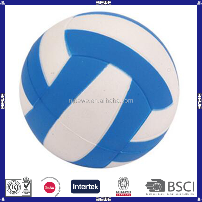 Wholesale Mini Volleyball Balls PU Foam Toys For Anti-Stress Using