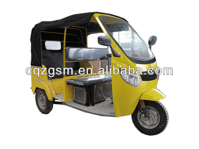 new model bajaj passenger three wheel motorcycle
