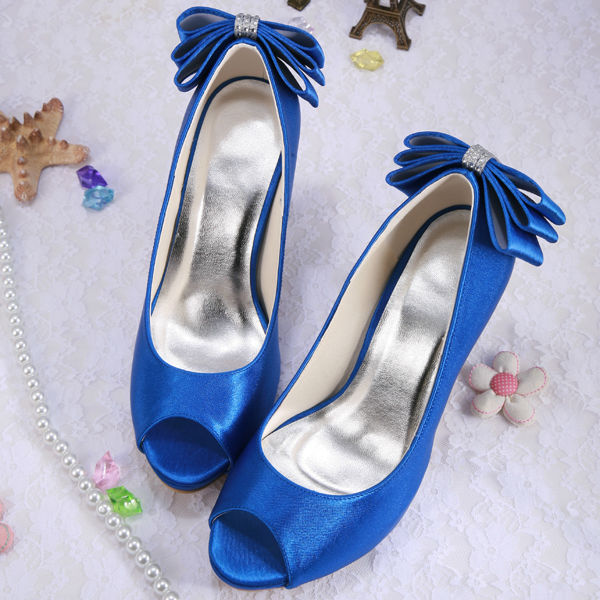 (12 Colors) Dropship Women Designer Shoes Blue