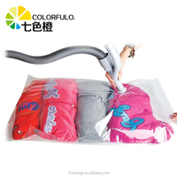 75% space saving vacuum packing bag for quilts storage