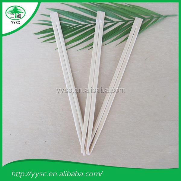 China Cheap Twins Bamboo Disposable Chopsticks in Bulk Packing