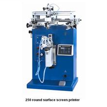 Famous brand direct factory hot selling plastic/glass bottle screen printing machine