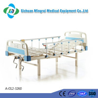 A-012-3260 2 cranks manual hospital bed