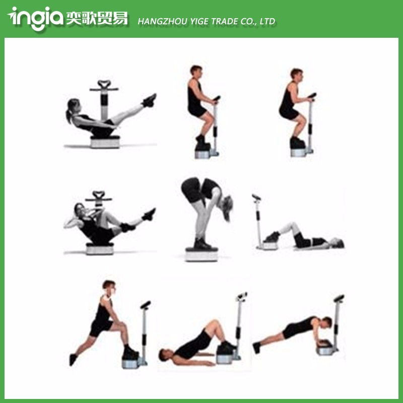 Whole Body Vibration Machine Slimming Massage Machine Vibration Plate