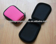 neoprene zipper phone case