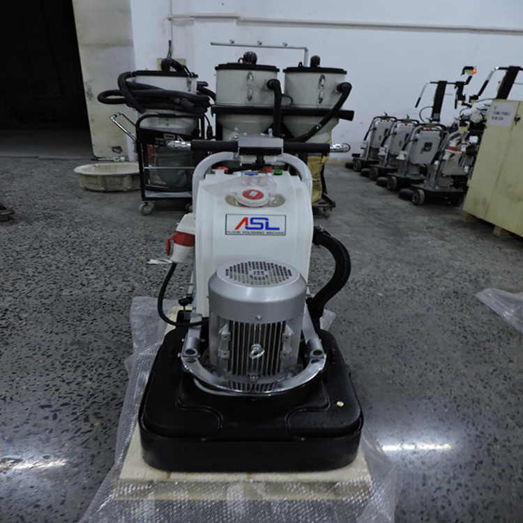ASL600-T1 12 Heads Concrete Grinder With ASL Factory Price