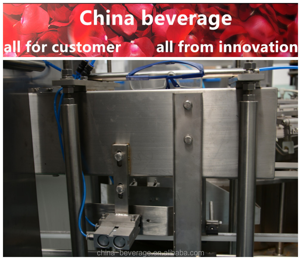 High quality 36000bph blowing-filling-capping combibloc factory