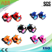 Kids two wheel Flash Heel Skates Hot Wheels Skating Shoes
