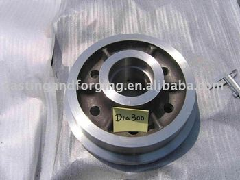 Carbon Steel Gear Wheel