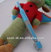 2012 new fashion 3 in 1 pet dog tooth brush KD0201231