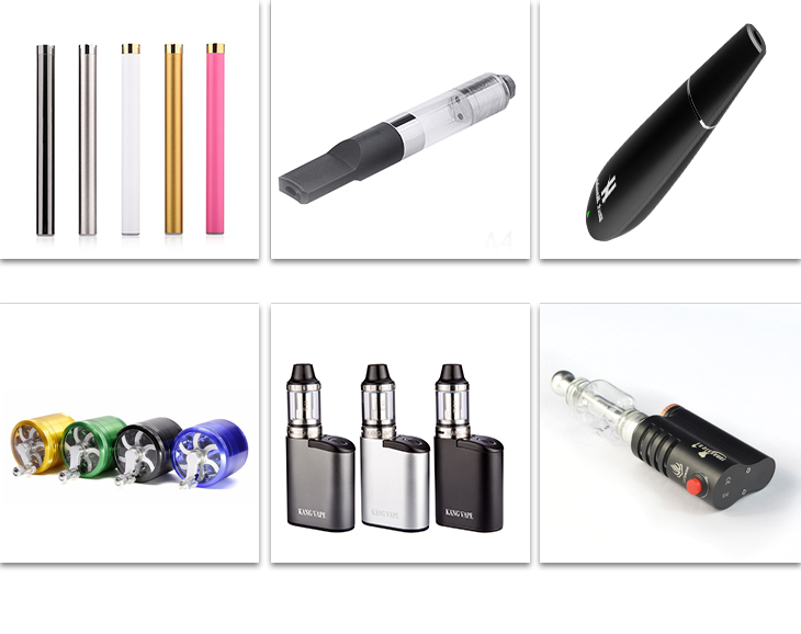 hottest trending product Mini CE3 Kit 501 thread o pen cartridge vaporizer kit