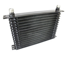 Universal oil cooler with TRUST/MOCAL/TRANSMISSION TYPE