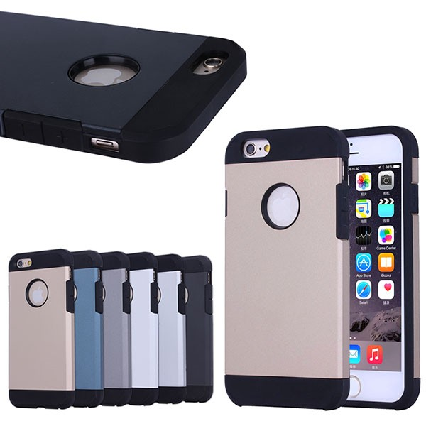 Best selling ultra-slim tpu pc phone case for iphone 6/6s