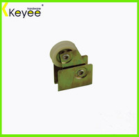 Aluminium sliding window roller and wheel KBL103