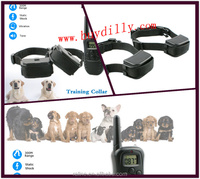 100LV Shock + Vibra Remote Electric Dog Training Collar for 2dog anti bark dog collar P02