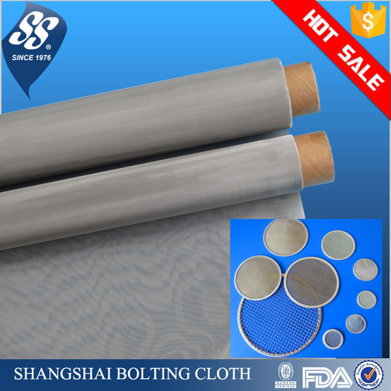 fine metal stainless steel screen filter mesh