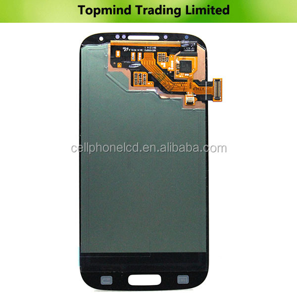 China Mobile phone spare parts for samsung galaxy s4 i9500 Gt 9500 lcd, i9500 lcd