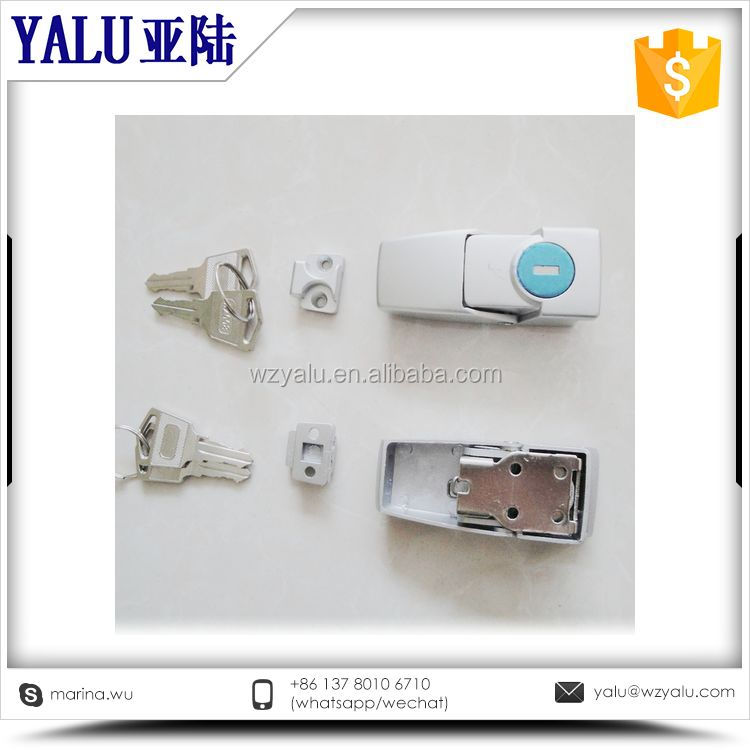 China supplier hotsell electronic enclosures plastic panel slam latch