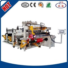 Power Transformer Double Layer Foil Winding Machine